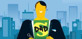 Quomist: Super Dad!
