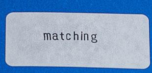 aWWW - Matching